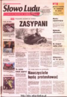 Słowo Ludu 2005 R.LV, nr 57 (Ostrowiec, Starachowice, Skarżysko, Końskie, Ponidzie, Jędrzejów, Włoszczowa, Sandomierz, Staszów, Opatów)