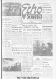 "Echo Dnia : dziennik RSW ""Prasa-Książka-Ruch"" 1971, R.1, nr 13"