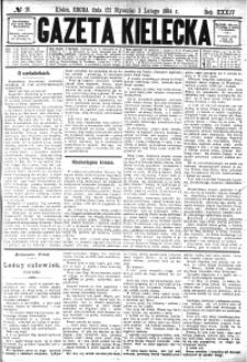 Gazeta Kielecka, 1904, R.35, nr 1