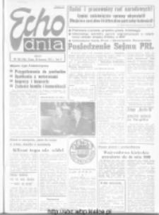 "Echo Dnia : dziennik RSW ""Prasa-Książka-Ruch"" 1972, R.2, nr 102"