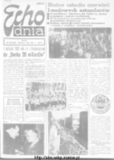 "Echo Dnia : dziennik RSW ""Prasa-Książka-Ruch"" 1972, R.2, nr 105"