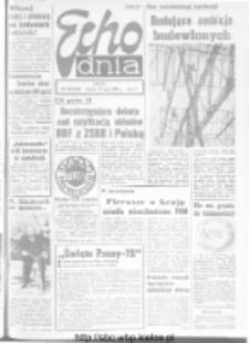 "Echo Dnia : dziennik RSW ""Prasa-Książka-Ruch"" 1972, R.2, nr 118"