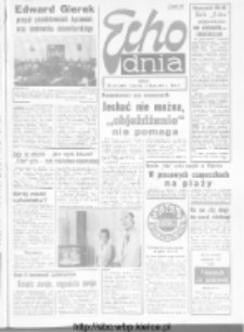 "Echo Dnia : dziennik RSW ""Prasa-Książka-Ruch"" 1972, R.2, nr 167"
