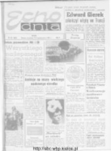 "Echo Dnia : dziennik RSW ""Prasa-Książka-Ruch"" 1972, R.2, nr 241"