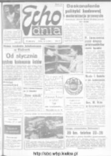 "Echo Dnia : dziennik RSW ""Prasa-Książka-Ruch"" 1972, R.2, nr 250"