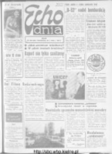 "Echo Dnia : dziennik RSW ""Prasa-Książka-Ruch"" 1972, R.2, nr 260"
