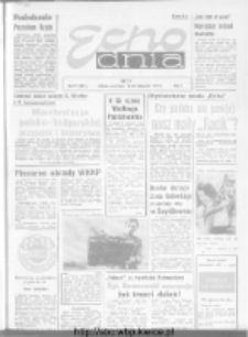 "Echo Dnia : dziennik RSW ""Prasa-Książka-Ruch"" 1972, R.2, nr 271"