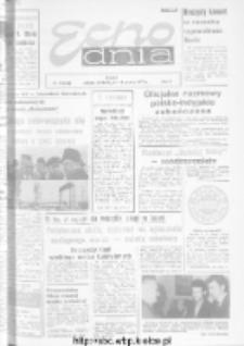 "Echo Dnia : dziennik RSW ""Prasa-Książka-Ruch"" 1973, R.3, nr 12"
