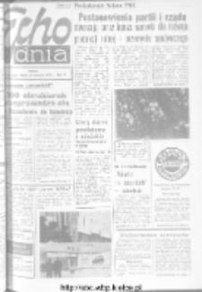 "Echo Dnia : dziennik RSW ""Prasa-Książka-Ruch"" 1973, R.3, nr 23"