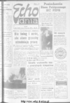 "Echo Dnia : dziennik RSW ""Prasa-Książka-Ruch"" 1973, R.3, nr 27"