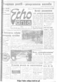 "Echo Dnia : dziennik RSW ""Prasa-Książka-Ruch"" 1973, R.3, nr 100"