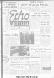 "Echo Dnia : dziennik RSW ""Prasa-Książka-Ruch"" 1973, R.3, nr 110"