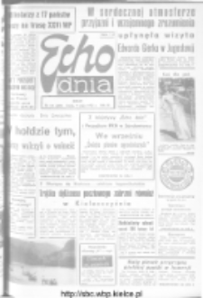 "Echo Dnia : dziennik RSW ""Prasa-Książka-Ruch"" 1973, R.3, nr 111"