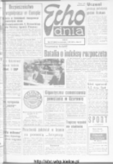 "Echo Dnia : dziennik RSW ""Prasa-Książka-Ruch"" 1973, R.3, nr 157"
