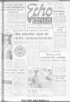 "Echo Dnia : dziennik RSW ""Prasa-Książka-Ruch"" 1973, R.3, nr 166"