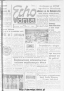 "Echo Dnia : dziennik RSW ""Prasa-Książka-Ruch"" 1973, R.3, nr 170"