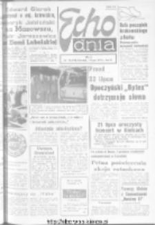 "Echo Dnia : dziennik RSW ""Prasa-Książka-Ruch"" 1973, R.3, nr 172"