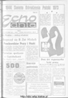"Echo Dnia : dziennik RSW ""Prasa-Książka-Ruch"" 1973, R.3, nr 173-4"