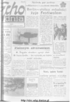 "Echo Dnia : dziennik RSW ""Prasa-Książka-Ruch"" 1973, R.3, nr 181"