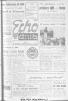"Echo Dnia : dziennik RSW ""Prasa-Książka-Ruch"" 1973, R.3, nr 190"