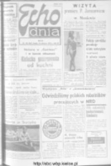 "Echo Dnia : dziennik RSW ""Prasa-Książka-Ruch"" 1973, R.3, nr 195"