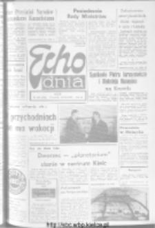 "Echo Dnia : dziennik RSW ""Prasa-Książka-Ruch"" 1973, R.3, nr 196"