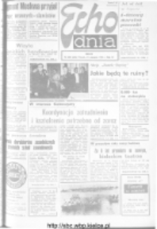 "Echo Dnia : dziennik RSW ""Prasa-Książka-Ruch"" 1973, R.3, nr 200"