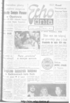 "Echo Dnia : dziennik RSW ""Prasa-Książka-Ruch"" 1973, R.3, nr 205"