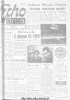 "Echo Dnia : dziennik RSW ""Prasa-Książka-Ruch"" 1973, R.3, nr 245"
