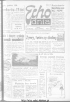 "Echo Dnia : dziennik RSW ""Prasa-Książka-Ruch"" 1973, R.3, nr 285"