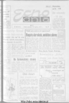 "Echo Dnia : dziennik RSW ""Prasa-Książka-Ruch"" 1973, R.3, nr 288"