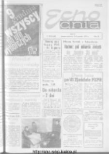 "Echo Dnia : dziennik RSW ""Prasa-Książka-Ruch"" 1973, R.3, nr 294"