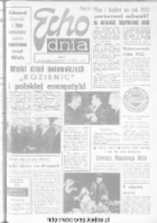 "Echo Dnia : dziennik RSW ""Prasa-Książka-Ruch"" 1973, R.3, nr 301"