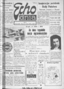 "Echo Dnia : dziennik RSW ""Prasa-Książka-Ruch"" 1974, R.4, nr 10"