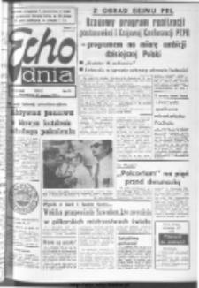 "Echo Dnia : dziennik RSW ""Prasa-Książka-Ruch"" 1974, R.4, nr 18"