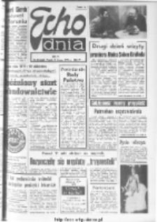 "Echo Dnia : dziennik RSW ""Prasa-Książka-Ruch"" 1974, R.4, nr 34"