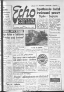 "Echo Dnia : dziennik RSW ""Prasa-Książka-Ruch"" 1974, R.4, nr 43"