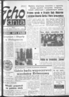 "Echo Dnia : dziennik RSW ""Prasa-Książka-Ruch"" 1974, R.4, nr 49"