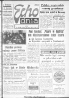 "Echo Dnia : dziennik RSW ""Prasa-Książka-Ruch"" 1974, R.4, nr 73"