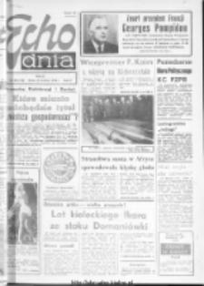 "Echo Dnia : dziennik RSW ""Prasa-Książka-Ruch"" 1974, R.4, nr 80"