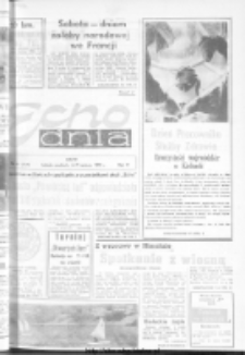 "Echo Dnia : dziennik RSW ""Prasa-Książka-Ruch"" 1974, R.4, nr 83"