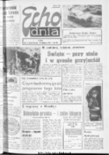 "Echo Dnia : dziennik RSW ""Prasa-Książka-Ruch"" 1974, R.4, nr 91"