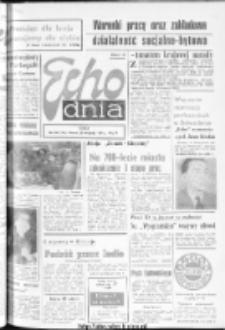 "Echo Dnia : dziennik RSW ""Prasa-Książka-Ruch"" 1974, R.4, nr 100"