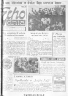 "Echo Dnia : dziennik RSW ""Prasa-Książka-Ruch"" 1974, R.4, nr 105"