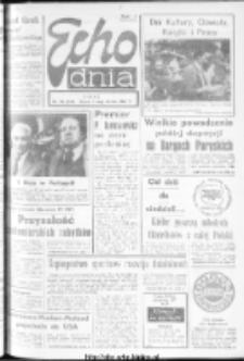 "Echo Dnia : dziennik RSW ""Prasa-Książka-Ruch"" 1974, R.4, nr 106"