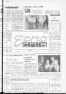 "Echo Dnia : dziennik RSW ""Prasa-Książka-Ruch"" 1974, R.4, nr 142"
