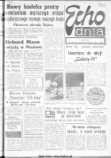 "Echo Dnia : dziennik RSW ""Prasa-Książka-Ruch"" 1974, R.4, nr 152"