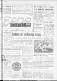 "Echo Dnia : dziennik RSW ""Prasa-Książka-Ruch"" 1974, R.4, nr 154"