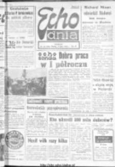"Echo Dnia : dziennik RSW ""Prasa-Książka-Ruch"" 1974, R.4, nr 156"