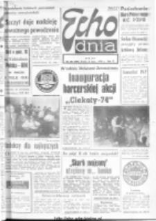 "Echo Dnia : dziennik RSW ""Prasa-Książka-Ruch"" 1974, R.4, nr 157"
